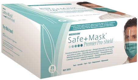 SafeMask Premier Pro-Shield